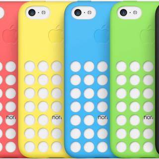 VAIO PのキャリングケースとiPhone 5Cの純正ケース