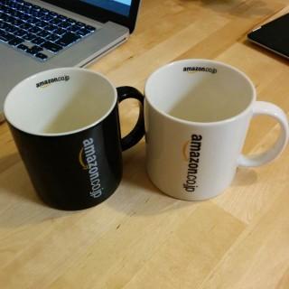 amazon.co.jp限定のamazonマグカップを買った