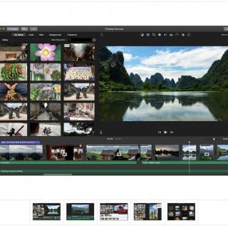 iMovieでmpg形式(mpeg2形式)を取り込む方法