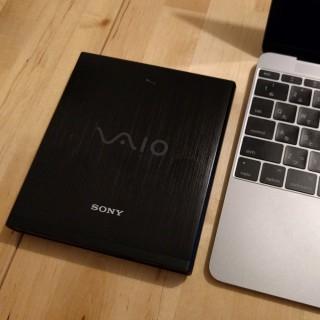 Macbook 12でCDを取り込んでみた