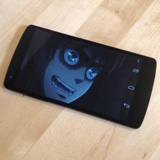 Nexus5でnasneの動画を視聴したら良かった