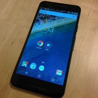 Nexus5Xを買いました、感想・レビュー