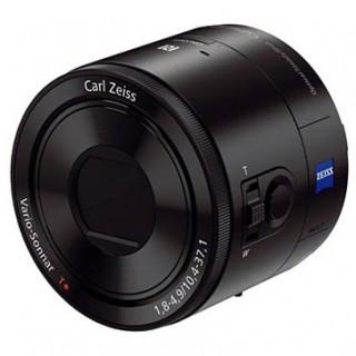 SONYのレンズカメラ、DSC-QX100の詳細画像
