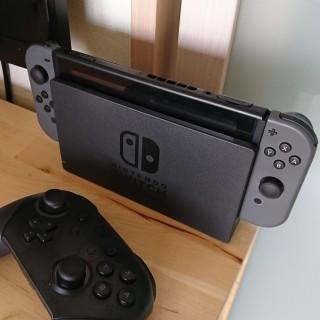 Nintendo Switchのハードウェアに思うこと